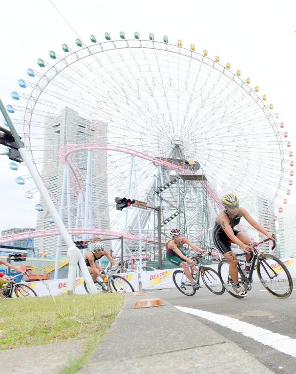 ITU World Triathlon Series Yokohama