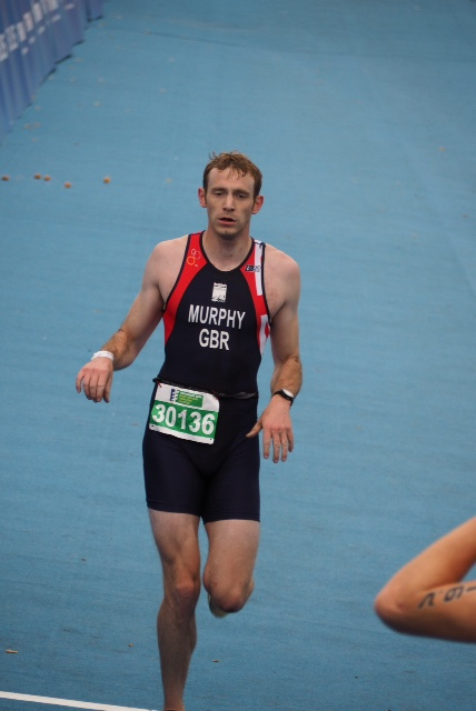Oliver Murphy - World Champs