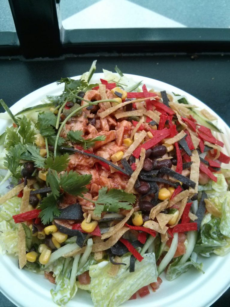 Gill-Salad