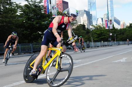 Chris Owens - 2015 ITU World Triathlon Grand Final Chicago