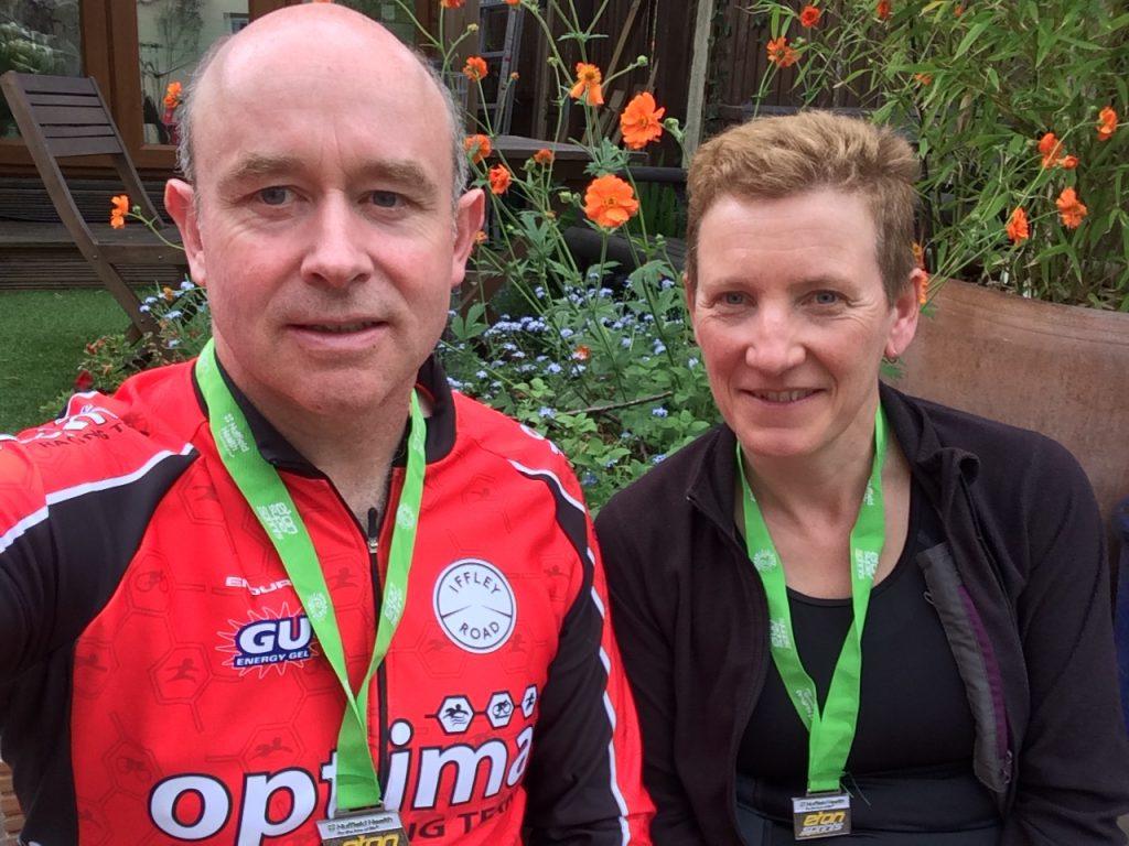 Steve McCann, Eton Sprints Race Report