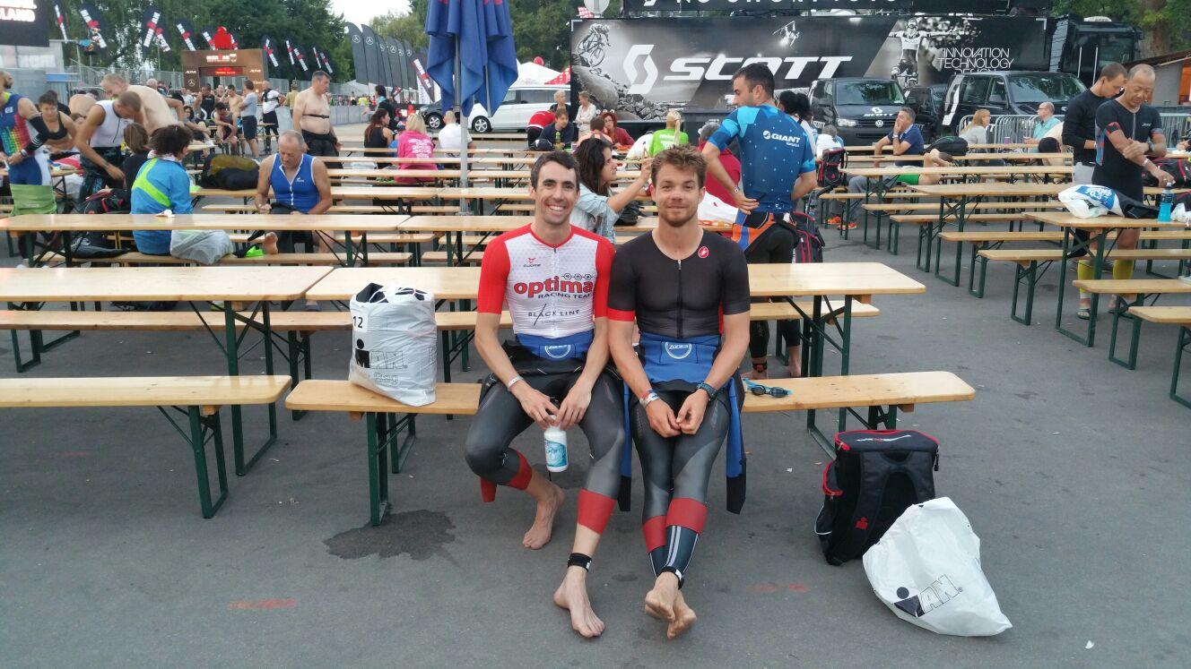 Paul Burton, Ironman Zurich